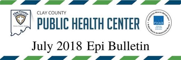 July 2018 Epi Bulletin