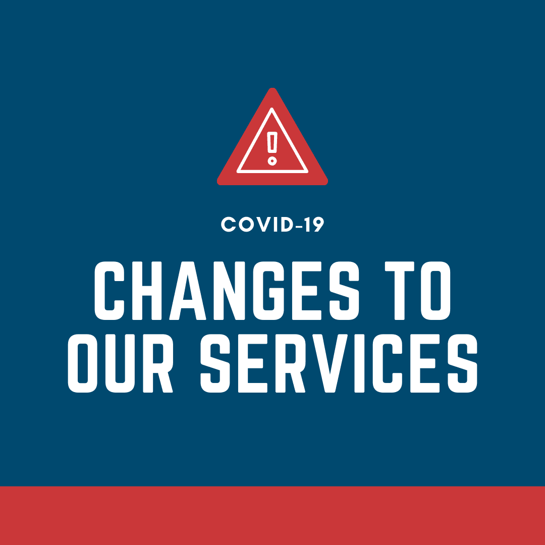 Changes to Our Services