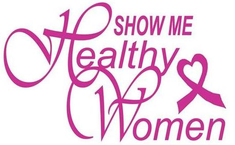 Show Me Healthy Women Logo