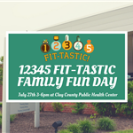 12345 Fit-Tastic Free Family Fun Day