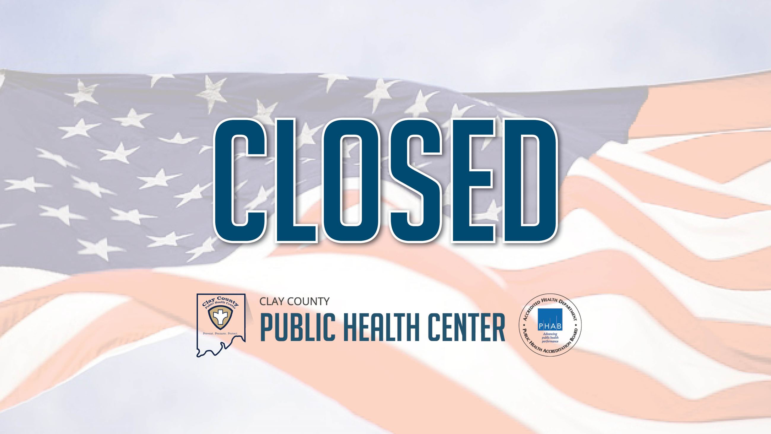 Closed Thursday, July 4, 2019